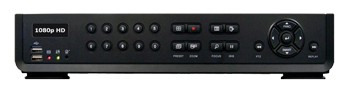 HYBRID DVR - 4 CHANNEL BNC & 4 CHANNEL HD-SDI