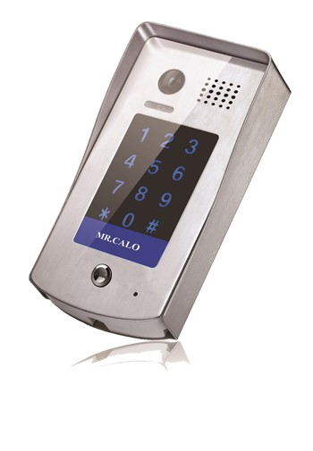 VIDEO INTERCOM 2-WIRE DOOR STATION - PRO601